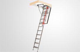 LMS Metal Folding Ladders