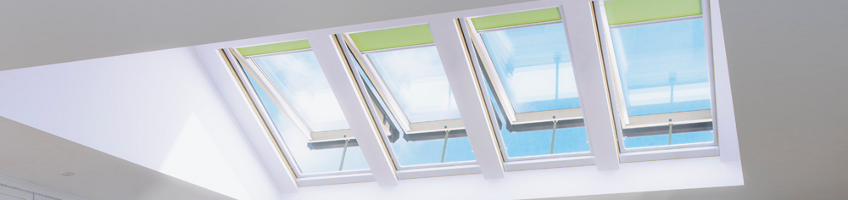 Electric venting skylight FVE - FAKRO