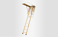 LWK timber ladder