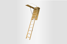 LWS timber ladder